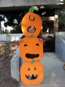 Pumpkin Patch Bean toss Jack