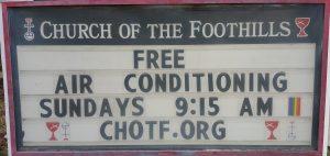 Free AC Sign